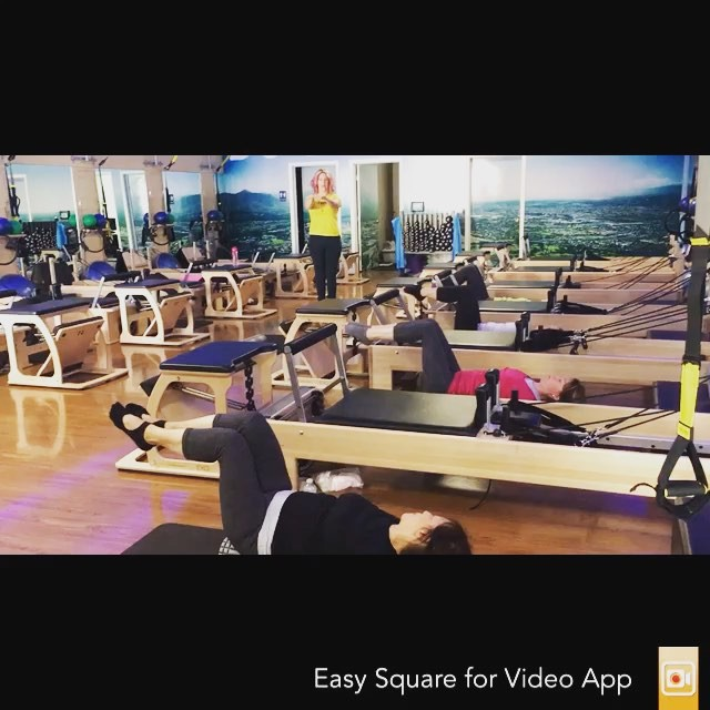 My teacher's life #abs #foamroller #pilateslife #trx #stability #passion #slowisgood  #gracefulpilates