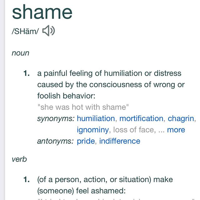 Have you ever suffered from  shame? It's debilitating. And destructive to your wellbeing. I'm still learning, but we need to do away with it!!! Save ourselves from useless thoughts.🏼. I love you, and you are only human after all