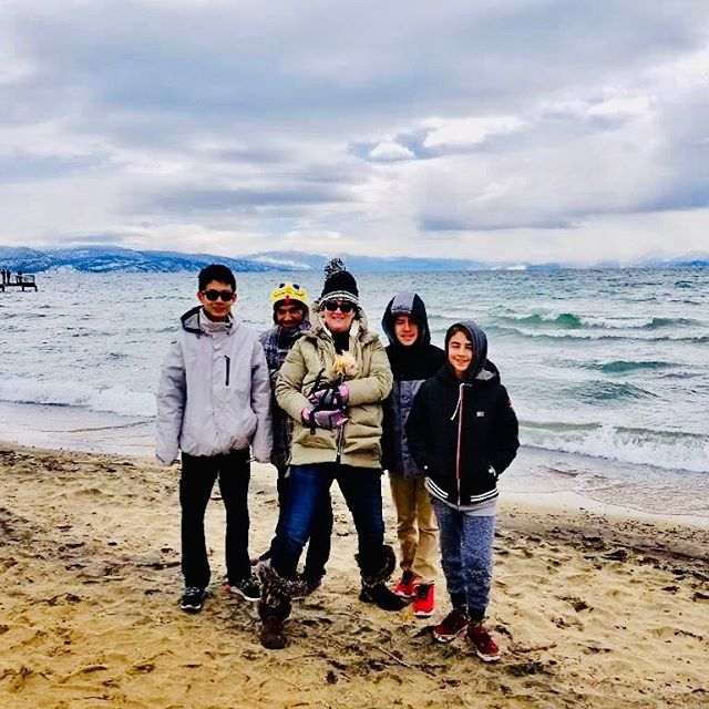 #familyvacation Can you spot baby Daisy?   I love us all together and just enjoying the time ️ We love our Weed family too @pepperoni_xd @jack.vara @kosuke_nak @my.bike.life
